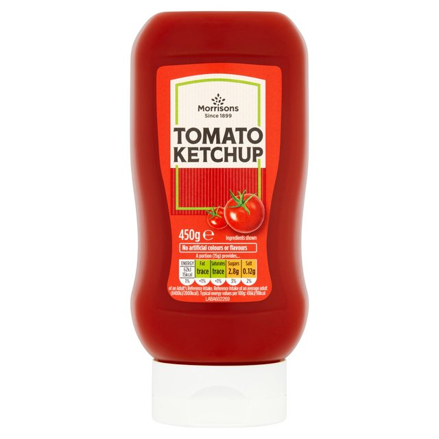 Morrisons Tomato Ketchup