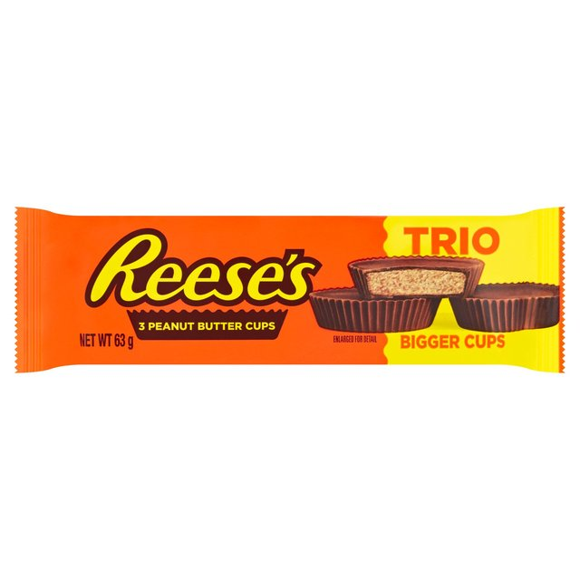 Reese's Trio Peanut Butter Cups