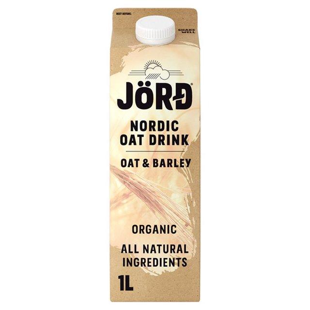 Jord Nordic Oat Drink Oat & Barley Organic