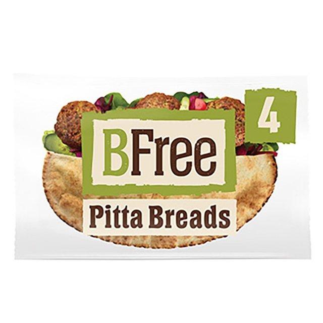 Bfree Pitta Breads Stone Baked Pittas