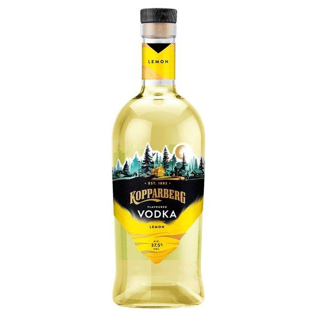 Kopparberg Vodka Lemon 70cl