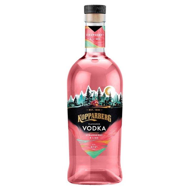 Kopparberg Vodka Strawberry & Lime 70cl