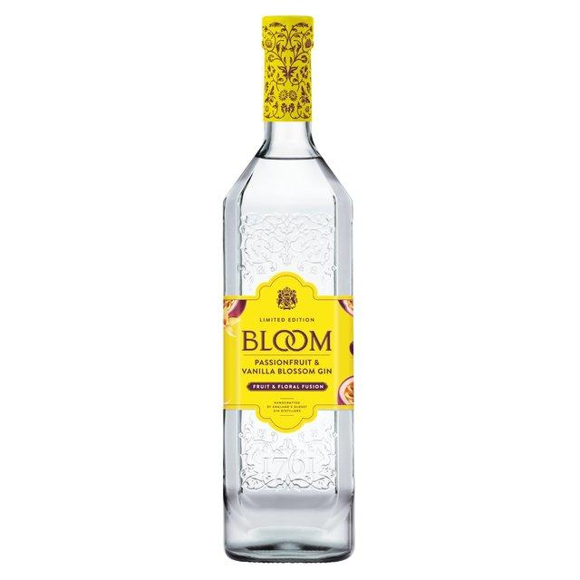 Bloom Passionfruit & Vanilla Blossom Gin