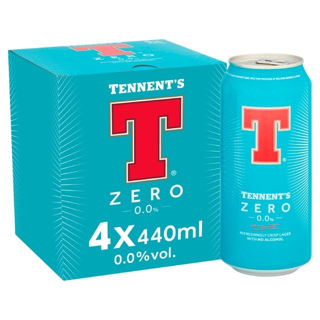 Tennent's Zero
