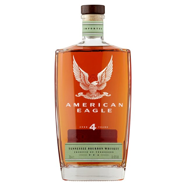 American Eagle Aged 4 Years Tennessee Bourbon Whiskey