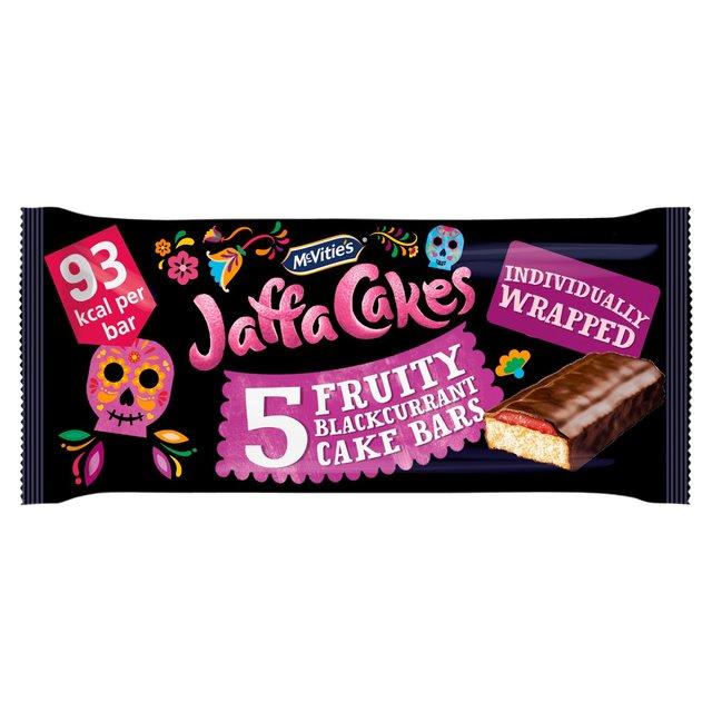 MORRISONS > Bakery > Mcvities Jaffa Fruity Black Currant Bars