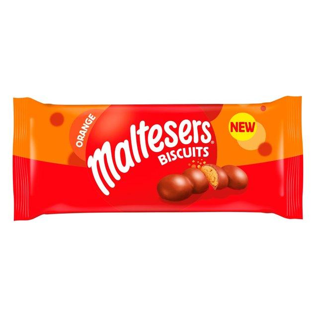 Maltesers Orange Biscuits