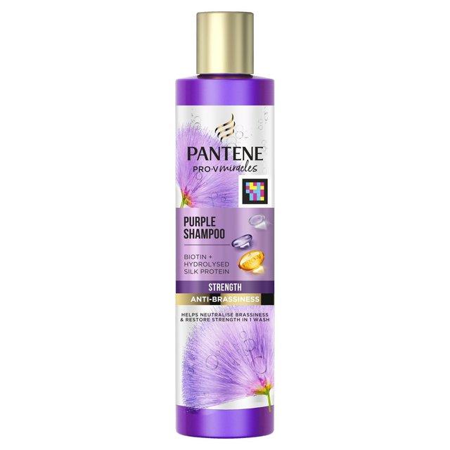 Pantene Miracles Purple Shampoo