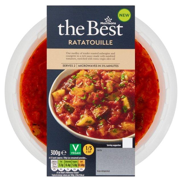 Morrisons The Best Vegan Ratatouille