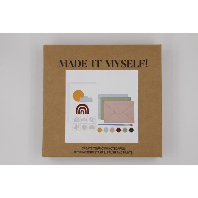 Morrisons Make Your Own Card Making Kit