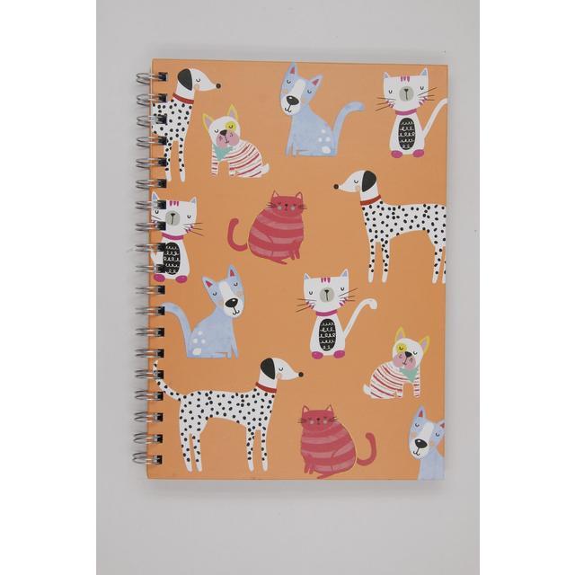 Morrisons Pets Wiro Notebook B5