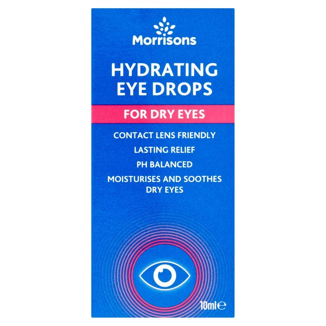 Morrisons Dry Eye Drops