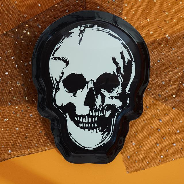 Morrisons Skull Platter
