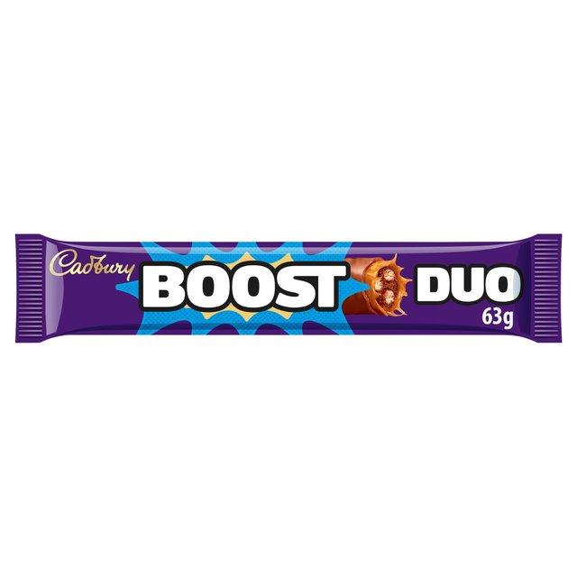 MORRISONS > Food Cupboard > Cadbury Boost Duo