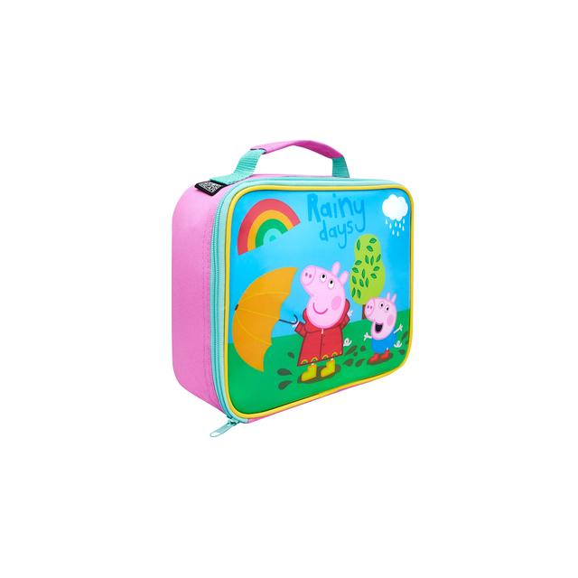 Peppa Pig Perfect Day Rectangular Lunch Bag