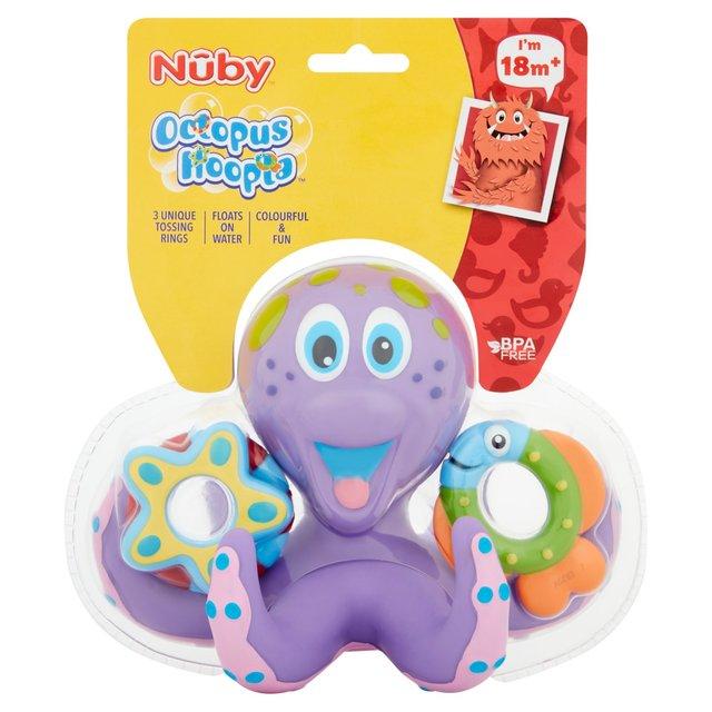 Nuby Octopus Hoopla
