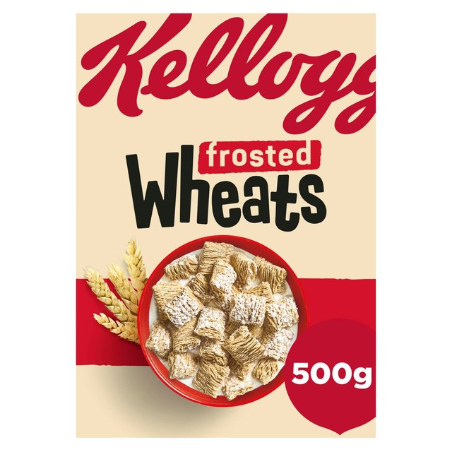 MORRISONS > Food Cupboard > Kellogg's Frosted Wheats