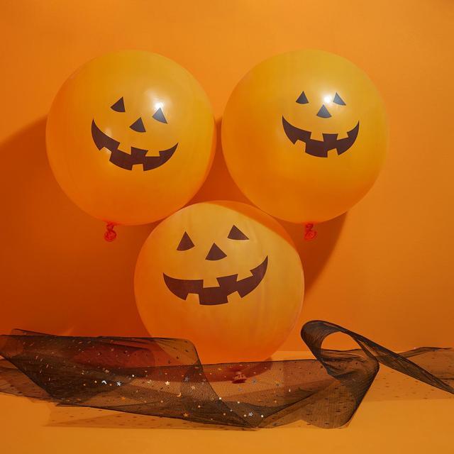 Table Fun Halloween Punch Balloons