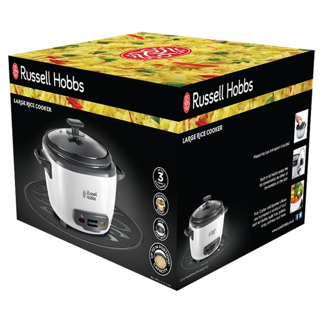 Russell Hobbs Large 14 Serving Rice Cooker 27040