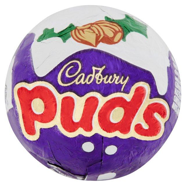 MORRISONS > Food Cupboard > Cadbury Puds