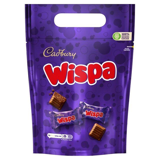 MORRISONS > Food Cupboard > Cadbury Wispa