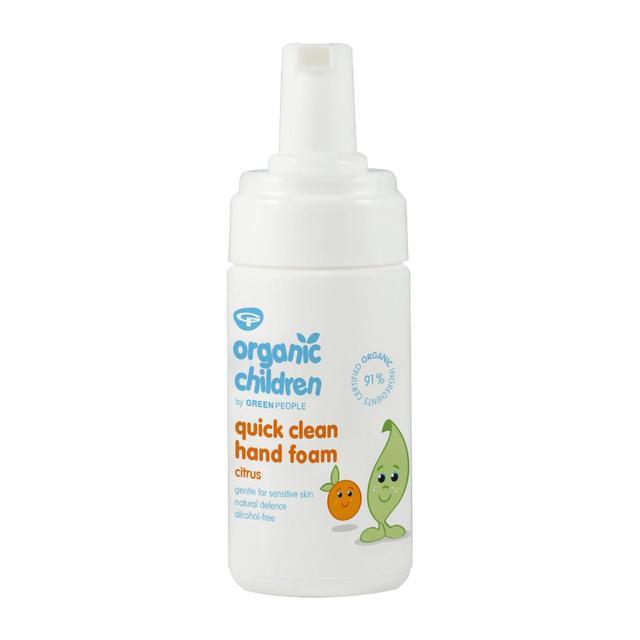Morrisons Organic Children Sticky Hand Sanitiser 100ml