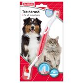 Beaphar Toothbrush for Dogs and Cats