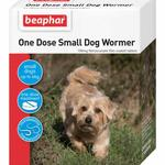 Beaphar One Dose Wormer For Small Dogs