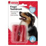 Beaphar Finger Toothbrush for Dogs & Cats